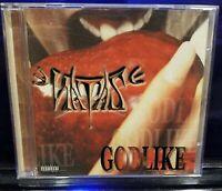 NATAS - Godlike CD esham insane clown posse twiztid dark lotus horrorcore icp