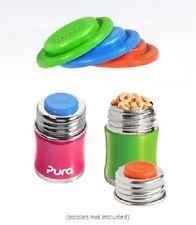 Pura Kiki Silicone Sealing Disks (Blue, Green, Orange, 3 pieces/box)