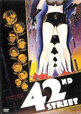 42nd Street ~ Ginger Rogers Warner Baxter Ruby Keeler ~ DVD B&W ~ FREE Shipping