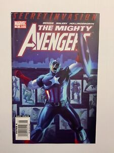 The Mighty Avengers #13 1st App Secret Warriors - I COMBINE SHIPPING