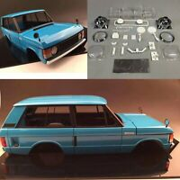 1:10 ABS Car Body Shell Kit for Land Range Rover Traxxas TRX-4 Axial SCX10 Truck