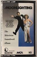 Moonlighting The Television Soundtrack Album Cassette Tape MCAC-6214