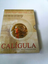 "DVD ""CALIGULA"" 2DVD EDICION IMPERIAL VERSION INTEGRA TINTO BRASS MALCOLM McDOWEL"