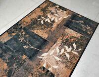 Dark Blue Decor Modern Area Rugs Carpets Runner Floor Mats Living Room Bedroom
