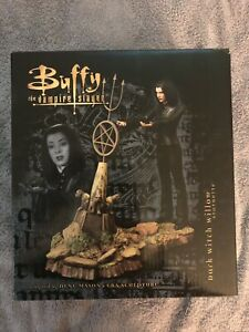 Moore Creations Dark Witch Willow-Buffy the Vampire Slayer Statue