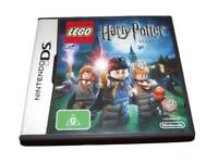 Harry Potter Years 1-4 Nintendo DS 2DS 3DS Game *No Manual*