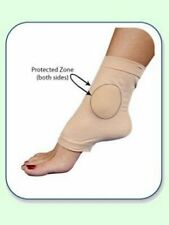 Bunga Pads® Malleolar Sleeve - Cushions & Protects Both Sides Of The Ankle
