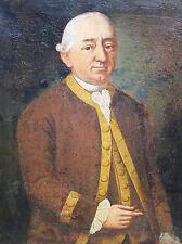 Johann Georg Strobel 1735-1792 Schwäbisch Gmünd /Porträt Woellwarth-Laubach 1780