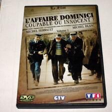 L'AFFAIRE DOMINICI, COUPABLE OU INNOCENT VOL.1 — DVD