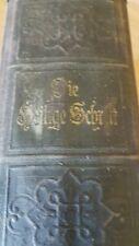Die Heilige Schrift sehr alt, Antik