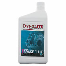 Dynolite Silicone Brake & Clutch Fluid - 1 Litre - SBF