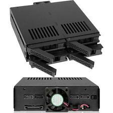 Icy Dock 4 Bay 2.5 SAS SATA Mobile Rack