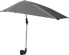 Sport-Brella Versa-Brella SPF 50+ paraguas ajustable con Abrazadera Universal