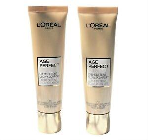 L'Oréal Age Perfect CC Crème Glow and Comfort Cream of Complexion