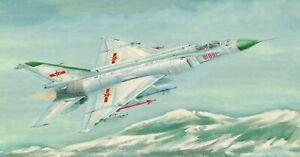 TRU01610 - Trumpeter 1:72 - Shenyang F-8II Finback B