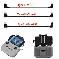 OTG Data Cable Connector line Adapter for DJI Mavic Air2 Remote Control/Tablet