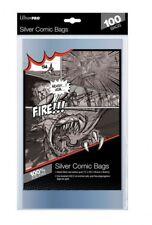100 pochettes Ultra Pro Comics Silver Size bags 184 x 266 mm AW6517