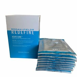 Lid Of 9 Rodan and Fields Acute Care For Expression Lines Unopened Packs