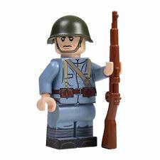 Lego Custom WW2 DUTCH SOLDIER Full Body Printing NEW w/Brickarms Kar98k