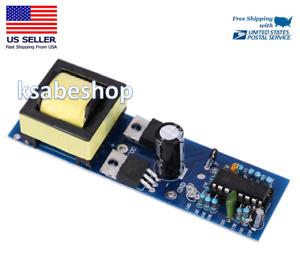 DC-AC Inverter 12V to 110V 220V 150W Voltage Boost Transformer Power Adapter