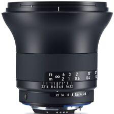 ZEISS Milvus 21mm 2,8 ZF.2 Nikon F