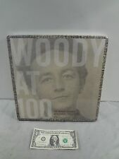 Woody at 100-The Woody Guthrie Centennial Collection - Music CD / Book - Sealed