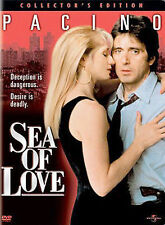 Sea Of Love  (DVD, 2003, Widescreen, Collector's Edition)  LIKE NEW