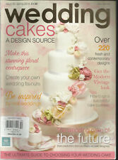 WEDDING CAKES, A DESIGN SOURCE, SPRING 2014, ISSUE 50 ~