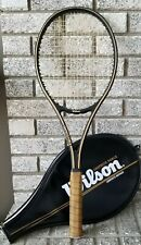 """Wilson Tennis Racquet Graphite Force 4 1/2"""" (L4) Midsize With Cover"""
