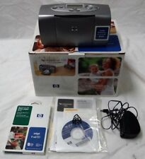 HP PHOTOSMART 100 PHOTO DIRECT INKJET PRINTER