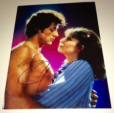 SYLVESTER STALLONE Rocky Balboa Signed 11x14 Photo In Person Autograph RAMBO