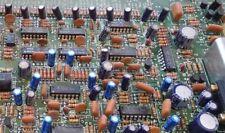 Zaxxon Arcade Game PCB Audio Section Cap Kit Sega Video Game Repair Get Well