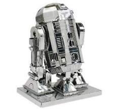 R2-D2 STAR WARS KIT metallo 3d-metall-bausatz EDIZIONE D'argento TERRA 1250