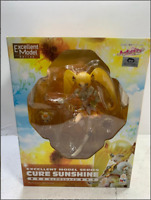 Excellent Model Heart Catch Pretty Cure! Cure Sunshine Figure from Japan