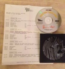 Ron Wood Live From Electric Ladyland Studios 11/2/92 with Cue Sheet