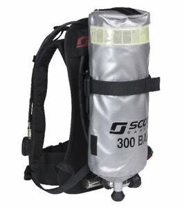 3M Scott Sécurité Acsi Scba (Harnais Seulement) Respirant Apparatus Air Cylindre