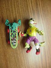 Vintage Mondo Gecko Action Figure Complete Tmnt Teenage Mutant Ninja Turtles
