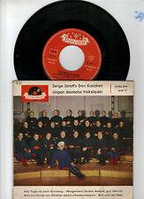 Serge Jaroff´s Don Kosaken singen deutsche Volkslieder