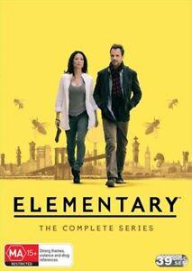 Elementary - Season 1-7 DVD