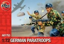 Airfix 01753 Ww.ii German Paratroops 1 72