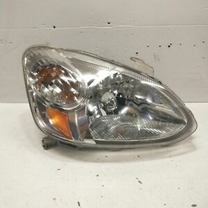 Toyota Echo Sedan Headlamp Right Hand Side NCP12R 2002 2003 2004 2005