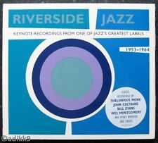 RIVERSIDE JAZZ - KEYNOTE RECORDINGS 1953-1964, VA CD DIGIPAK, BRAND NEW & SEALED