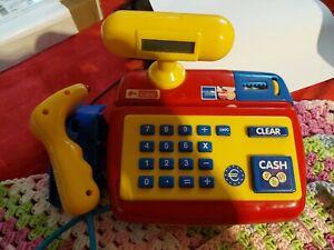 Kinder Kasse Mit Scanner