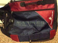 USMC Marine Officer EGA Duffel One Shoulder Gym Bag Nice
