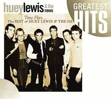 Huey Lewis and the News : Time Flies - Best of Huey Lewis and the News [austr.
