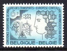 Belgium- 1963 European traffic conference Mi. 1313 MNH