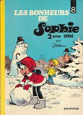 SOPHIE 8. les bonheurs de Sophie. Jidéhem 1973.