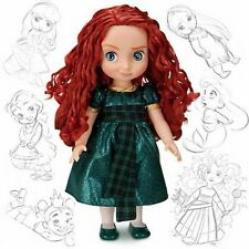Disney Store Princess Animators Collection Merida Doll 16 inch NO Pet NEW 2013