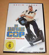 DVD Der Kaufhaus Cop - Kevin James ( Paul Blart: Mall Cop ) Film Filme  Neu OVP