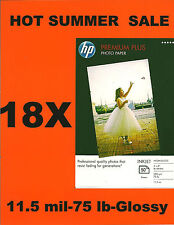 HP Premium Plus 4 X 6 High Gloss Photo Paper~900ct-UNTIL-END-MONTH~ONLY~SALE~WOW